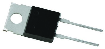 NXP 600V 8A, Diode, 2-Pin TO-220AC BY229-600