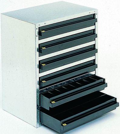 6 drawer storage cabinet,440x360x250mm