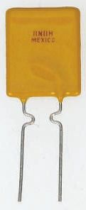 2.5A Hold current, Radial Leaded PCB Mount Resettable Fuse, 16V dc product photo