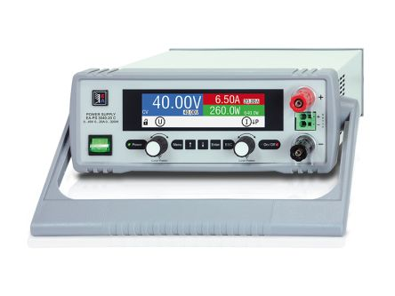EA Elektro-Automatik Digital Bench Power Supply 0 → 640W, 1 Output 0 → 40V dc 0 → 40A