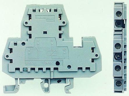SPNO DIN Rail Interface Relay Module