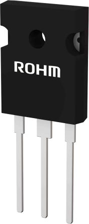 N-Channel MOSFET, 20 A, 600 V, 3-Pin TO-247G R6020JNZ4C13