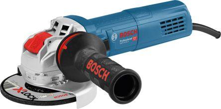 Bosch GWX 9 115mm Angle Grinder900W, UK Plug