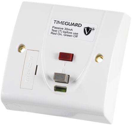 Theben / Timeguard RCD10WPVN Блок подключения с предохранителями