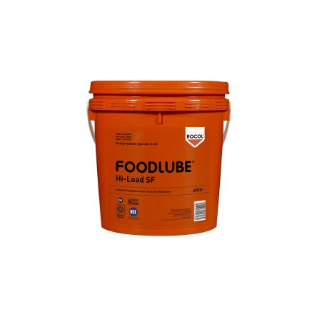 Lubricant Grease 4 kg Foodlube Hi-Load SF,Food Safe