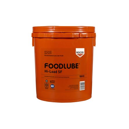 Lubricant Grease 18 kg Foodlube Hi-Load SF,Food Safe