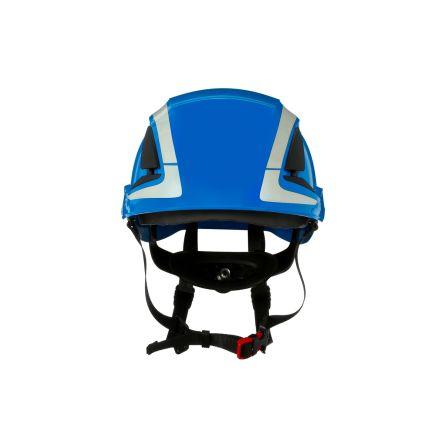 SecureFit™ Blue ABS Hard Hat, Ventilated