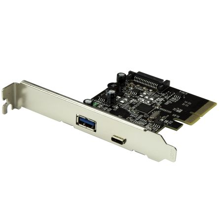Dual-Port USB 3.1 Card - 10Gbps per port