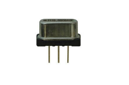 MITADENPA, 3.57 MHz Crystal Oscillator, ±25ppm CMOS, TTL MXO-49A-I 3.5795MHz