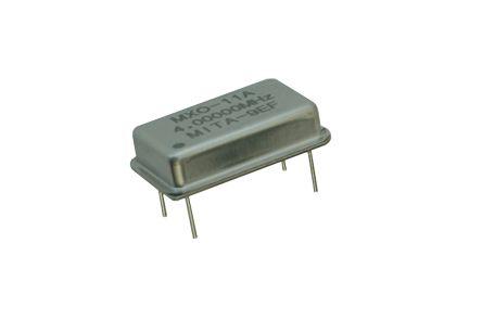MITADENPA, 5 MHz Crystal Oscillator, ±25ppm CMOS, TTL MXO-11A 5.0000MHz