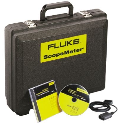 Fluke Special Value Kit, Dimensions 400 x 340 x 120mm, Height 120mm, length 400mm, For Use With 123 Series 340mm