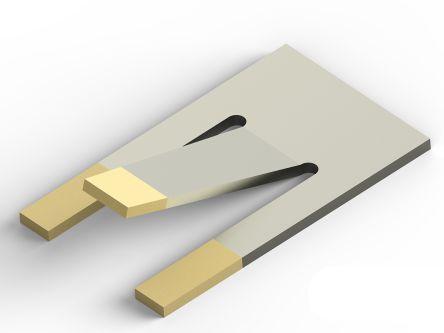 1864789  TE Connectivity 铜合金 接地触点, 表面安装固定