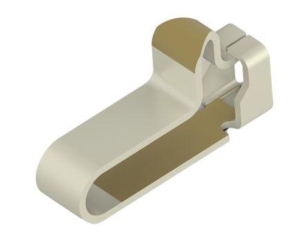 1864790  TE Connectivity 铜合金 接地触点, 表面安装固定, 3.2 x 0.75 x 1.6mm