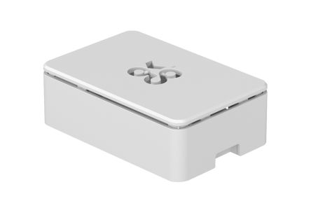 Okdo Pi 4 Standard Series, White Case