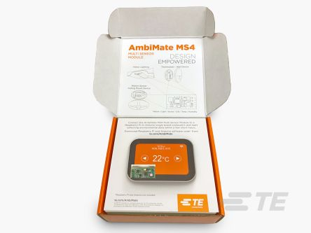 TE Connectivity 2331211-1, Ambimate Sensor Development Kit for Ambimate Sensor Module MS4 Series