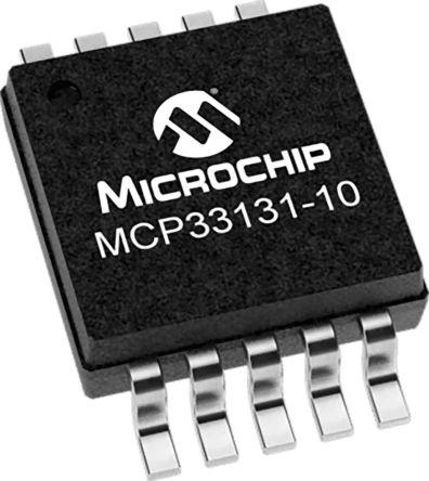 MCP33131-10-E/MS Microchip Technology | Microchip Technology