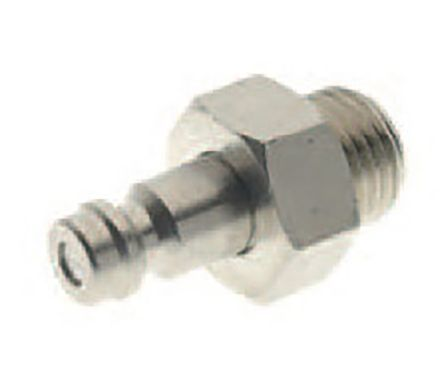 MALE CONNECTOR 1/4