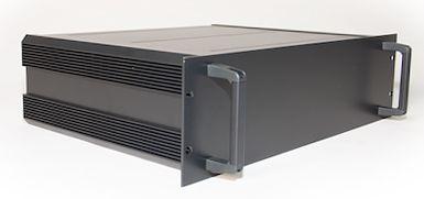 RS PRO, 3U Rack Mount Case, 335 x 425 x 128.6mm
