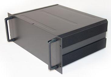 RS PRO, 5U Rack Mount Case, 335 x 425 x 217.3mm
