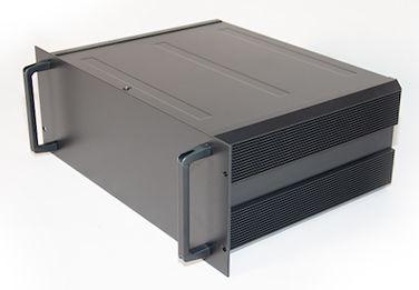 RS PRO, 5U Rack Mount Case, 425 x 425 x 217.3mm
