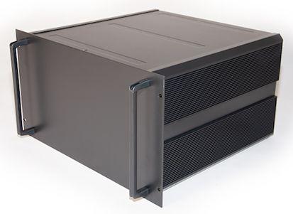 RS PRO, 6U Rack Mount Case, 425 x 425 x 262mm