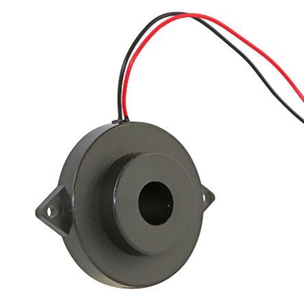 Black Buzzer, 40 mm Diameter, 1 → 40 V