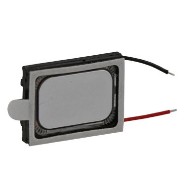 RS PRO 7.2Ω 1W Miniature Speaker, 10mm Lead Length, 15 x 11 x 3.3mm