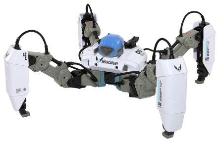 MekaMon Berserker v2 Robot - UK (White)