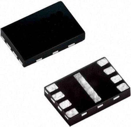 Winbond NOR 2Mbit SPI Flash Memory 8-Pin USON, W25X20CLUXIG