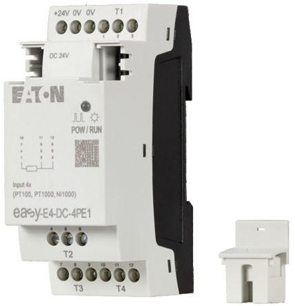 Eaton EASY-E4 Expansion Module, 24 V dc, 4 x Input