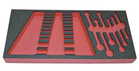 Facom 17 Piece Foam Inlay Tool Kit