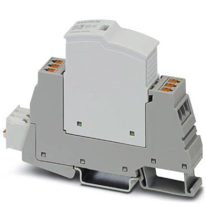 Phoenix Contact 60 V ac/dc Maximum Voltage Rating 26A Maximum Surge Current Type 3 Surge Protection Device, DIN Rail