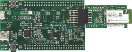Renesas Electronics - RTK5RX65N0S00000BE Development Kit
