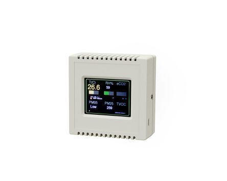 IOT Air Quality Monitor + Particulate