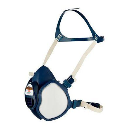 3M Maintenance Free Half Mask, FFA1P2 R