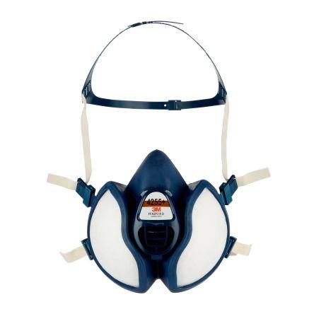 mascherina 3m blu