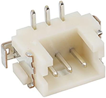 Hirose, DF13, 10 Way, 1 Row, Straight PCB Header