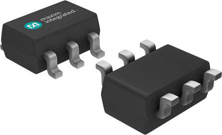 Maxim Integrated Surface Mount Switching Regulator, -0.3  0.3V dc Output Voltage, 1.25  5.5V dc Input