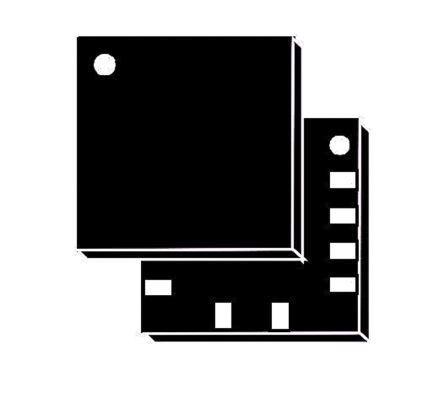 LIS3DHHTR STMicroelectronics, 3-Axis Accelerometer, 16-Pin LGA