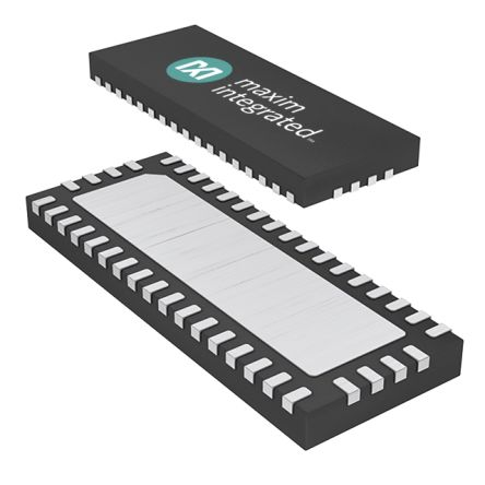 MAX4886ETO+, Video Switch 2.6GHz 4-Channel 42-Pin TQFN
