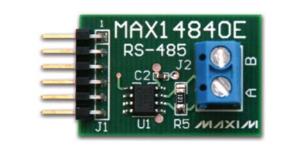 Maxim Integrated MAX14840PMB1#, Peripheral Module Development Board for HVAC Networks, Industrial Control Systems,
