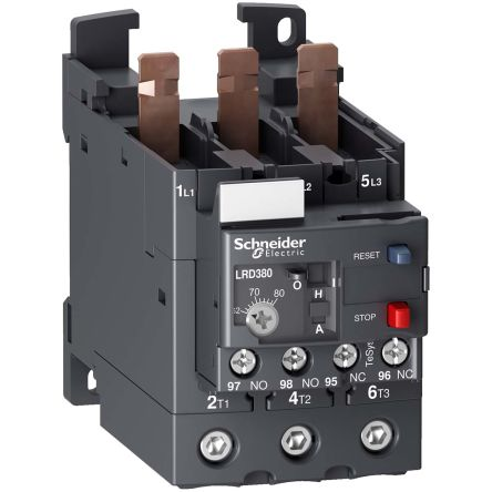 Schneider Electric Thermal Overload Relay - NO/NC, 690 V