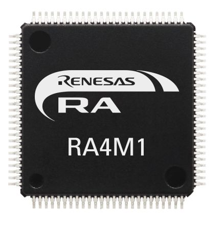 Renesas Electronics R7FA4M1AB3CFL#AA0 ARM Cortex M4 Processor & Microcontroller Development Kit