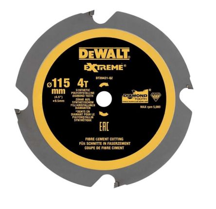 115mm 4T PCD SAW BLADE