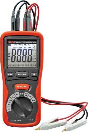 RS PRO DT-5302 Handheld Digital Multimeter