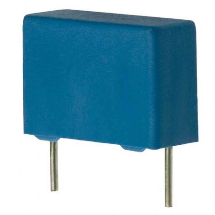 Capacitor PP Metalized 1000pF 2kV 5%