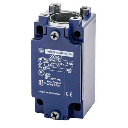 Telemecanique Sensors, Snap Action Limit Switch - Metal, 1NC/1NO, 240V