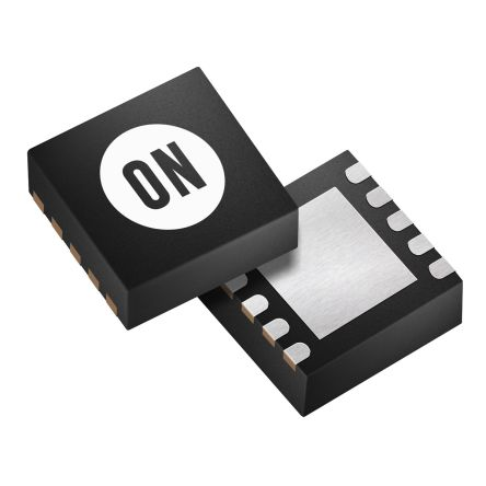 ON Semiconductor NIS5020MT2TXG, Power Factor Controller, 18 V 10-Pin, WDFN