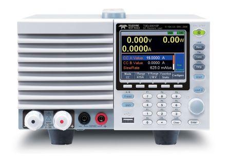 Teledyne LeCroy Electronic DC Load T3 EL T3EL50015P 0 → 15 A 2.5 → 500 V 0 → 300 W, 1.66 →