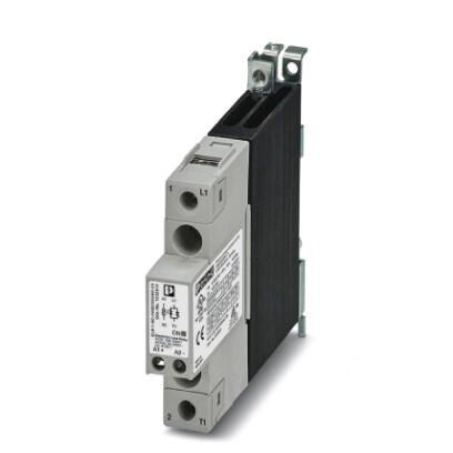 Solid State Contactor, 4 → 32 V dc, 1 150 mA → 20 A , DIN Rail Mount, Screw Terminal Type